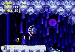 Le Xbox Live Arcade fête Sonic