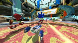 Images de Sonic Free Riders
