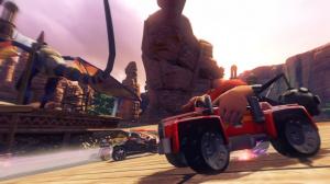 Le jeu de course de Sonic accueille Ralph (Disney)