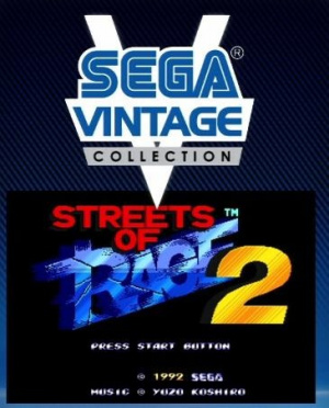 Streets of Rage 2 sur 360