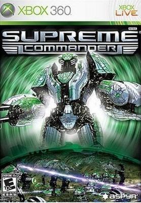 Supreme Commander sur 360