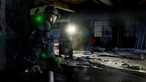 Une image de Splinter Cell Blacklist