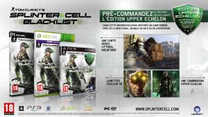 Splinter Cell Blacklist : Les éditions collector dévoilées