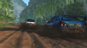 Sega Rally : on l'a vu, on n'y a pas touchu...