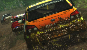 Sega Rally : le site officiel