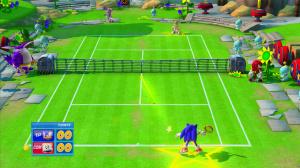 Images : Sega Superstars Tennis