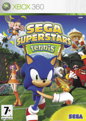 Sega Superstars Tennis sur 360
