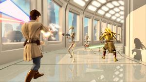 Kinect Star Wars pas avant 2012 ?