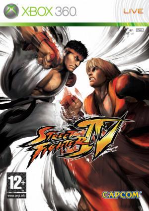 Street Fighter IV sur 360