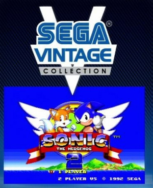 Sonic the Hedgehog 2 sur 360