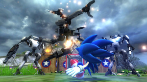Images : Sonic frime en next gen