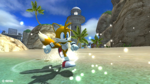 Images : Sonic The Hedgehog