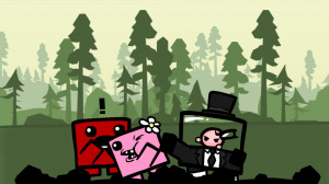 E3 2010 : Images de Super Meat Boy