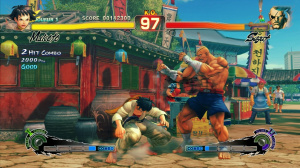 Super Street Fighter IV : Arcade Edition sur consoles