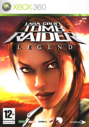 Tomb Raider Legend sur 360