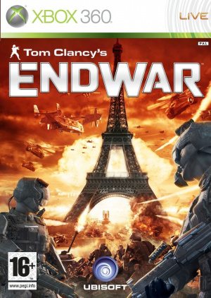 Tom Clancy's EndWar sur 360