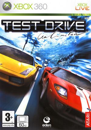 Test Drive Unlimited sur 360