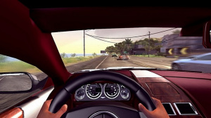 Images : Test Drive en intérieur cuir