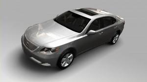 TDU : un pack Lexus sur le Xbox Live