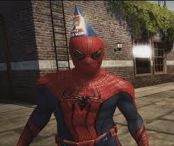 """Costume """"chapeau de fête"""""""
