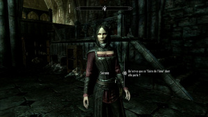 The Elder Scrolls V : Skyrim : Dawnguard