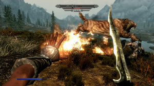 Skyrim : Le patch Kinect disponible