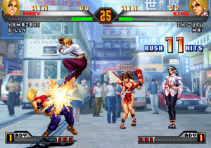 The King of Fighters '98 : Ultimate Match