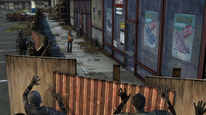 The Walking Dead: Saison 2 : Episode 3: In Harm's Way