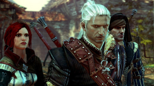 THQ distribuera The Witcher 2 sur Xbox 360