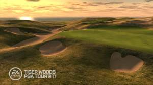 Tiger Woods 11 : golfeurs et parcours