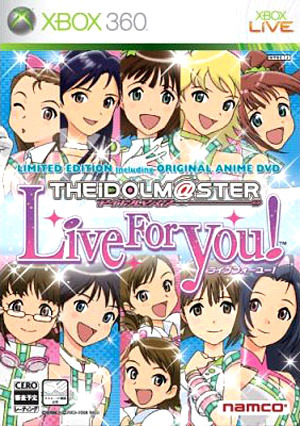 The Idolmaster Live For You sur 360