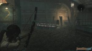 Salle inondée