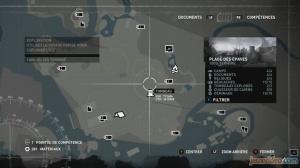 Cartes complètes des régions