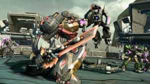 Transformers : La Chute de Cybertron - E3 2012