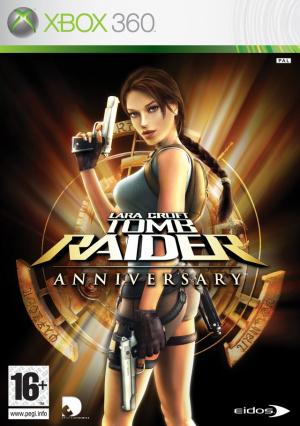 Tomb Raider : Anniversary sur 360