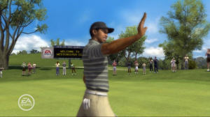 E3 2007 : Tiger Woods PGA Tour 08 voit loin
