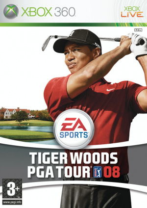 Tiger Woods PGA Tour 08 sur 360