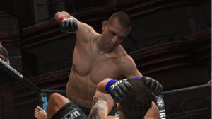 Une floppée d'images pour UFC Undisputed 3