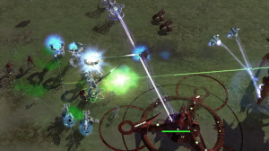 E3 2007 : Universe At War : Earth Assault