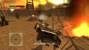 Vigilante 8 : Arcade