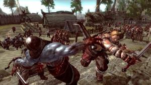 Viking : Battle for Asgard - Interview Mark Sutherns