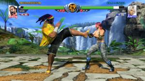 E3 2007 : Virtua Fighter 5 vire à 360