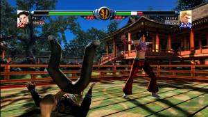 Images : Virtua Fighter 5