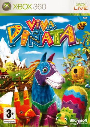 Viva Piñata sur 360