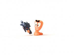 Worms Revolution Collection fête son lancement en images