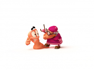 Worms Revolution Collection fête son lancement en images