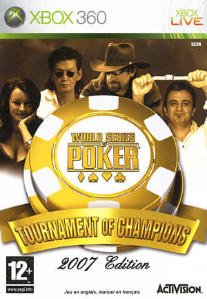 World Series of Poker : Tournament of Champions 2007 Edition sur 360