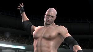 Images : WWE Smackdown Vs Raw 2008 sur le ring