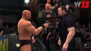 Images de WWE'13 : Le mode Universe