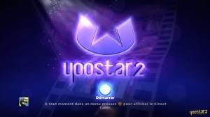 La liste des scènes de Yoostar 2